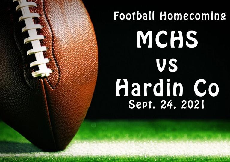 FB Homecoming & Hardin Co
